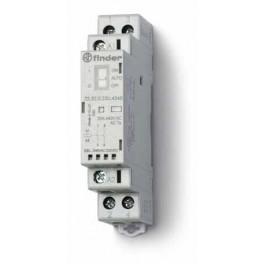 Stykač instalační, 2Z/25 A, 24 V AC/DC, přepínač