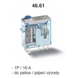 Relé průmyslové miniaturní 46.61.9.024.0074