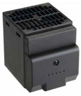 Topení s ventilátorem, 150 W