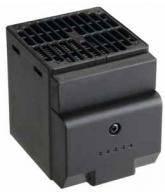 Topení s ventilátorem, 250 W